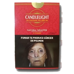 Cigarrillos Candlelight