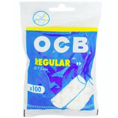 OCB Filtros Regular X100u.