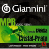 Encordoamento nylon Giannini mpb cristal