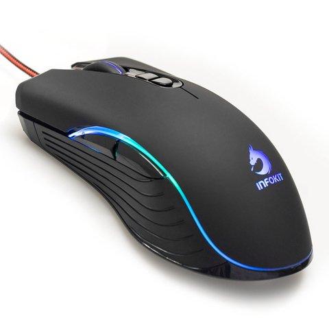 Mouse Gamer X Soldado GM-V550