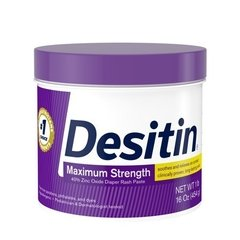 Pomada Desitin Maximum Strength Pote