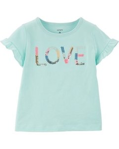 Camiseta Love Carter's