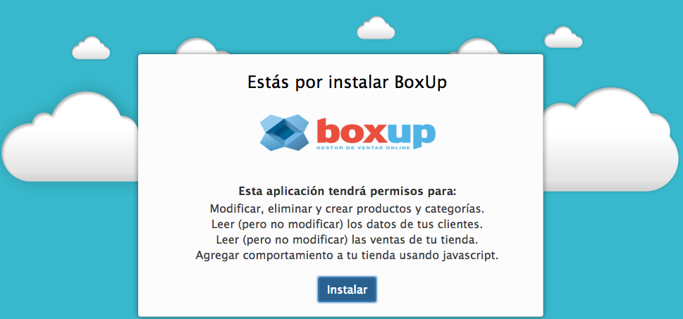 BoxUp - Email Marketing