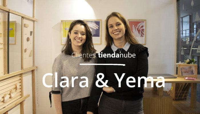 Clara y Yema