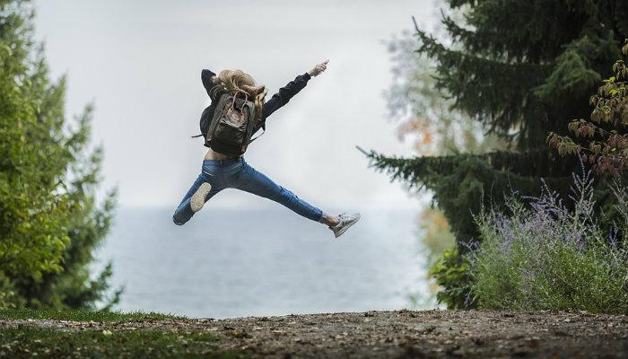 salto paso