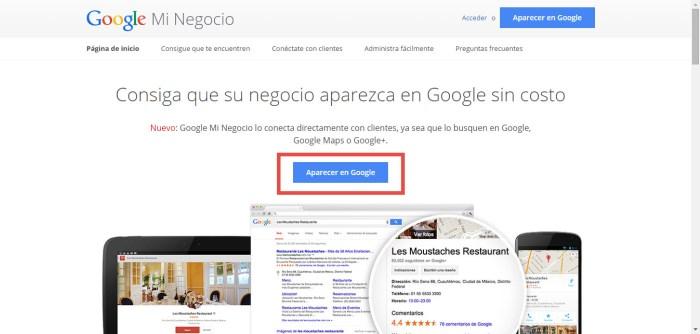 Cómo Incluir Tu Negocio En Google Maps Y Google Places