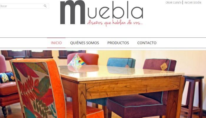 Historia de cómo la tienda MUEBLA comenzó a vender online