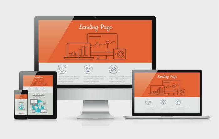 5 herramientas para crear una landing page genial