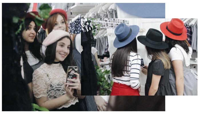 Encuentros de moda