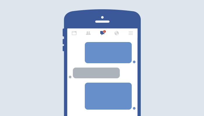 Conocé los últimos cambios en los mensajes de Facebook