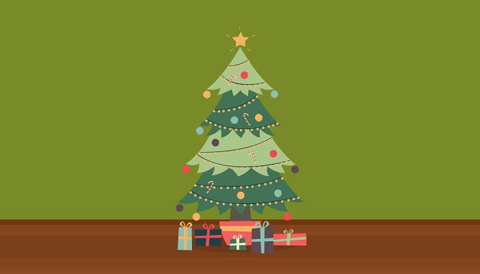 Cómo hacer packaging de Navidad fácil