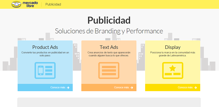 Como hacer publicidad en MercadoLibre Product Ads, Text Ads y Display.png