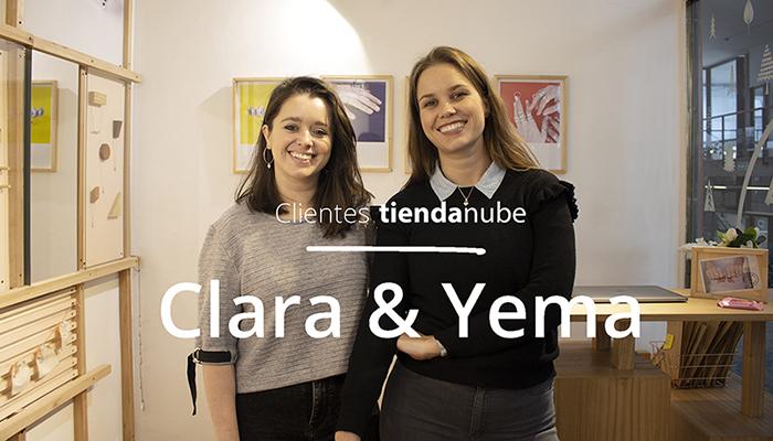 [Entrevista Clientes Tienda Nube] Clara y Yema