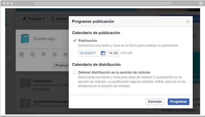 Paso 2 - Facebook