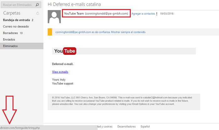 Phishing en ecommerce