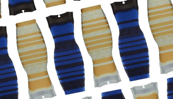 La polémica del vestido - Especifica los detalles de tu producto