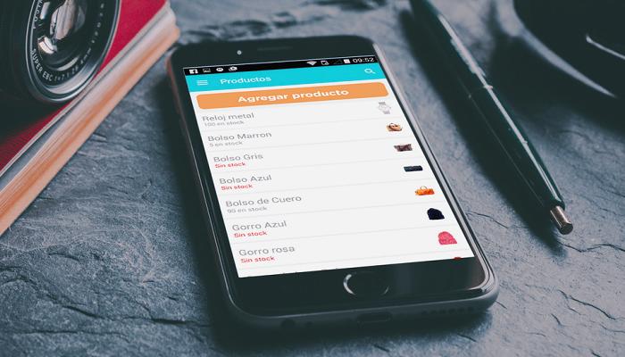 Tienda Nube Móvil, la primera app de m-commerce de Argentina