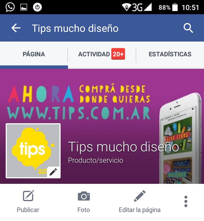 Trucos y consejos para páginas de Facebook