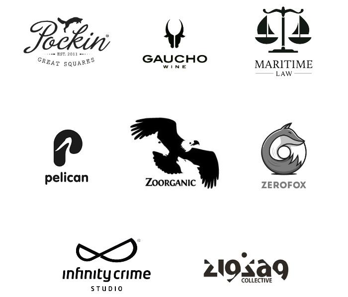 Logos inspiradores
