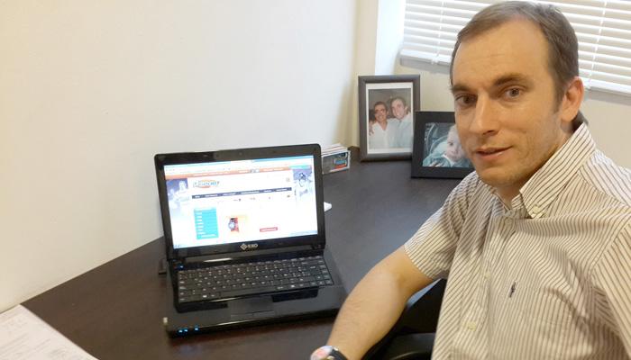 Pablo de A4Sport.com