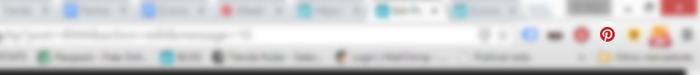 Extensión Pin It en tu navegador
