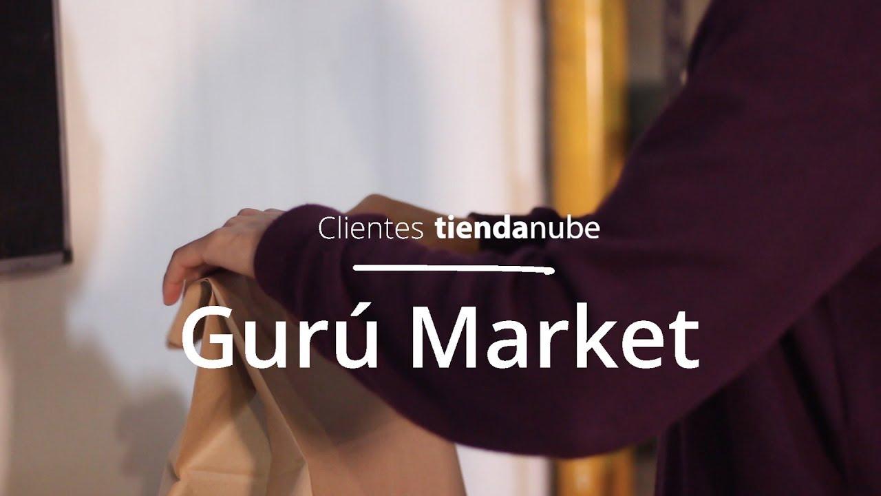 [Entrevista Clientes Tienda Nube] Gurú Market