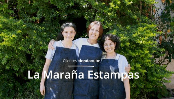 La Maraña Estampas nos cuenta cómo es tener un negocio online en familia