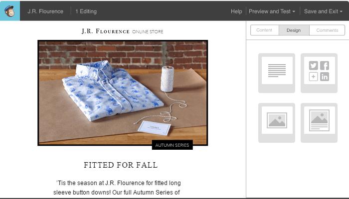 MailChimp, para administrar tus campañas de emails