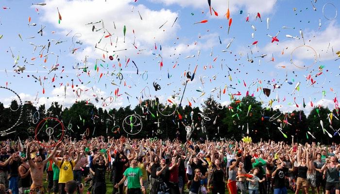Organizando tus eventos con Feriade