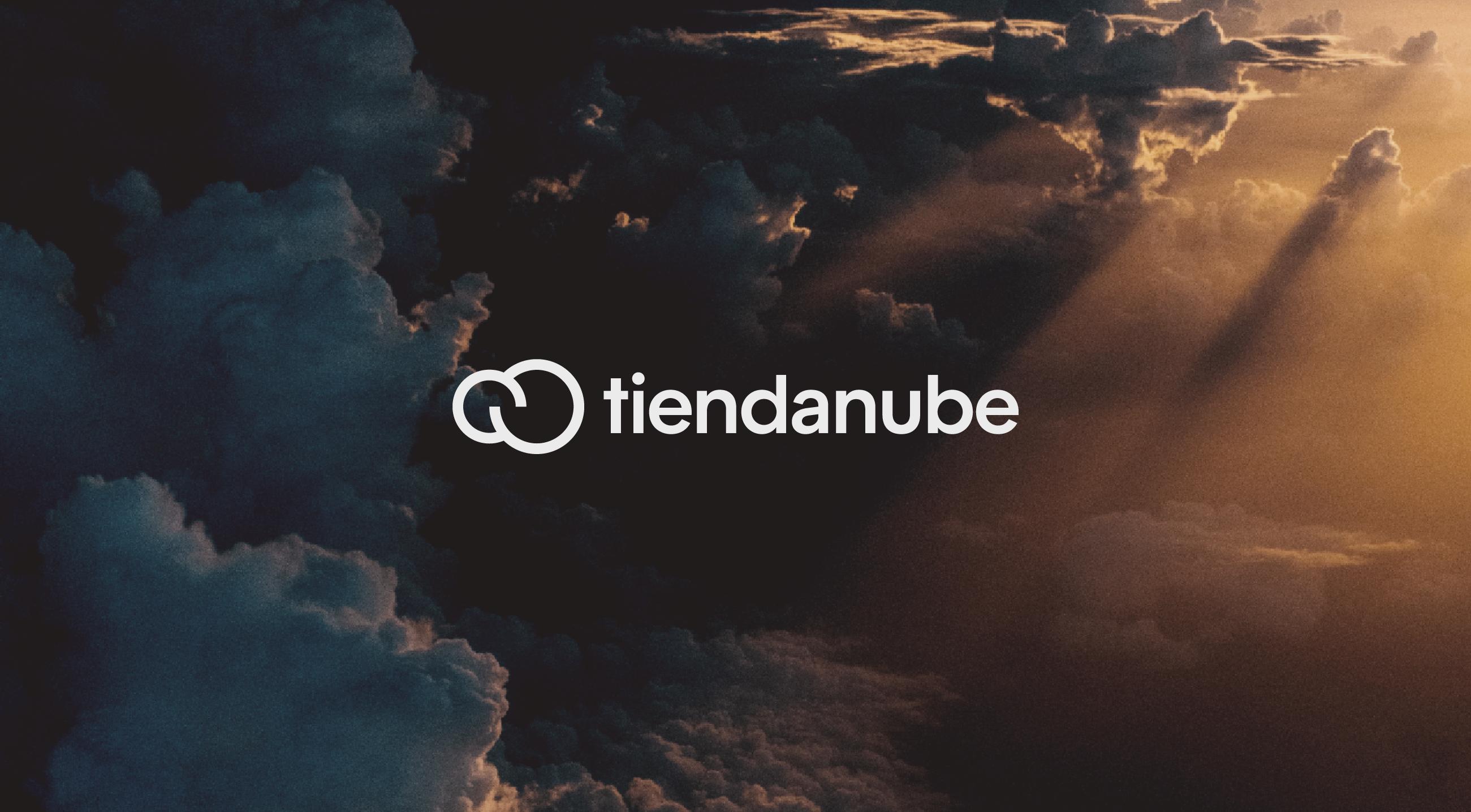 Nuevo logo Tiendanube