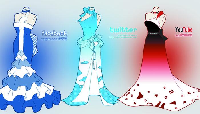 Redes sociales en el segmento de la moda