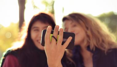 #MiTiendaNube: Ringo y el accesorio de celular que se convirtió en moda