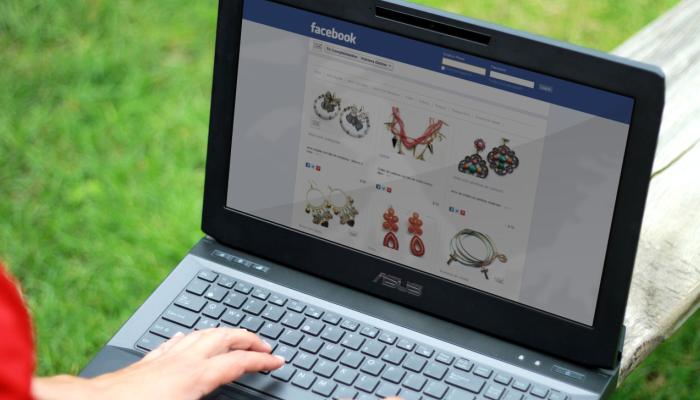 Cómo vender online con una tienda en Facebook