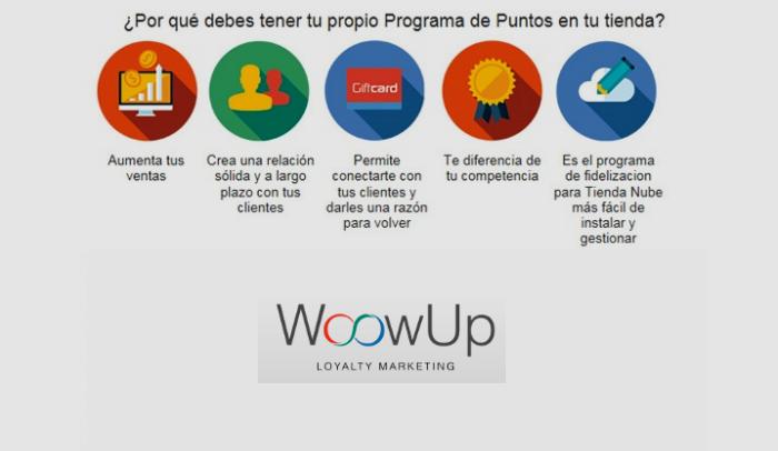 Usa WoowUp para ofrecer descuentos en tu tienda online