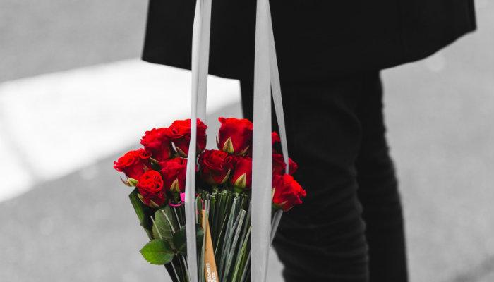 Flores compradas