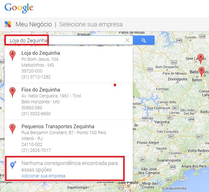 Como adicionar meu negócio ao Google Maps