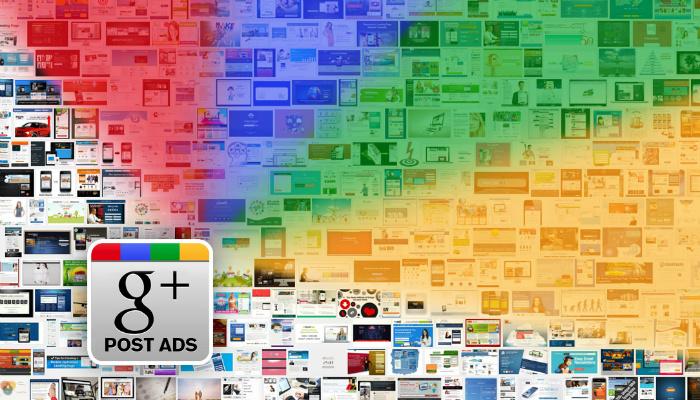 G+ Post Ads