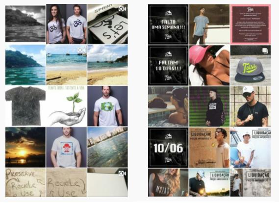 Lojas Instagram Stories