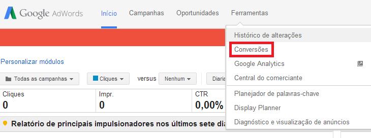 Como medir campanhas do Google Ads