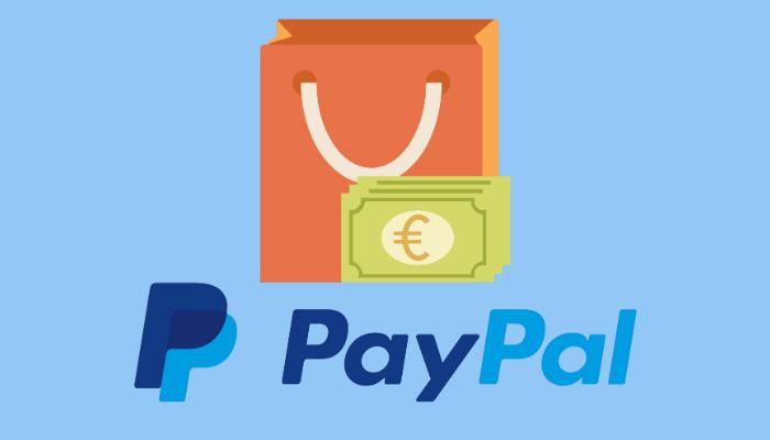 Meio de pagamento ecommerce PayPal