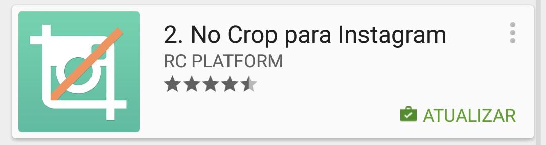 No Crop Instagram