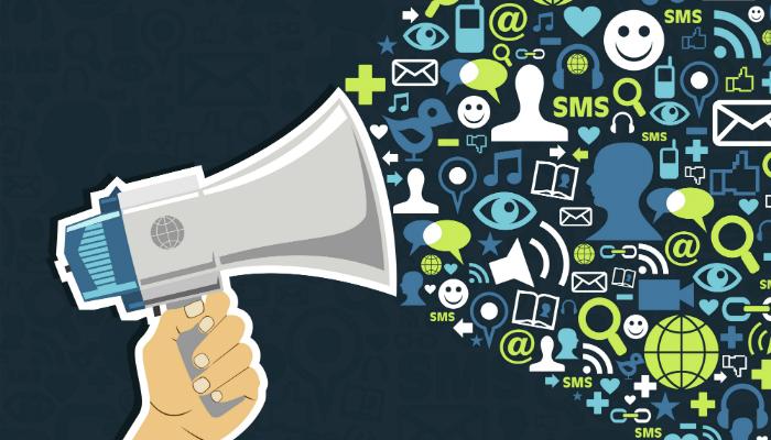 Estratégias nas redes sociais