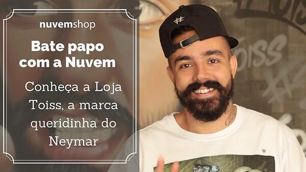 Conheça a Toiss, marca queridinha do jogador Neymar