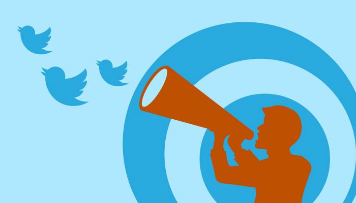 Como anunciar no Twitter