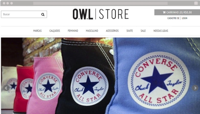 O.W.L Store