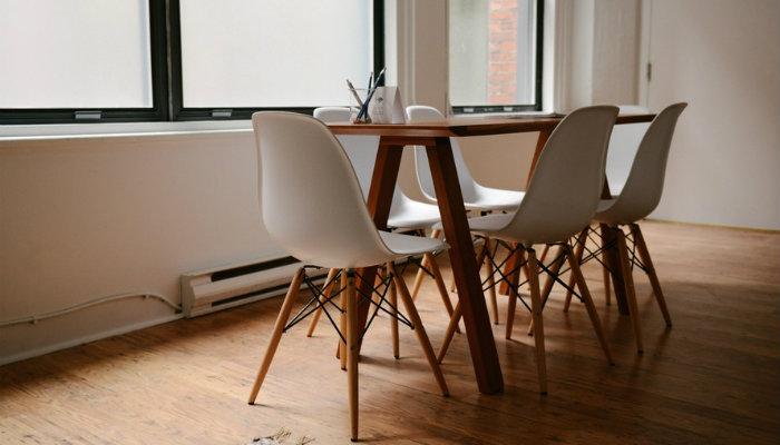 Ambiente de trabalho organizado e produtivo