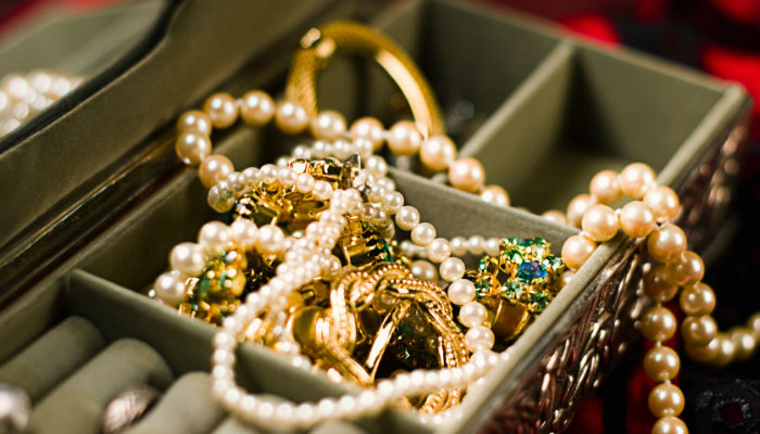 Loja online de bijuterias