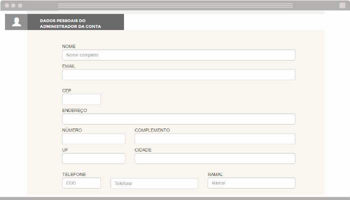 Como cadastrar domínio próprio Registro BR