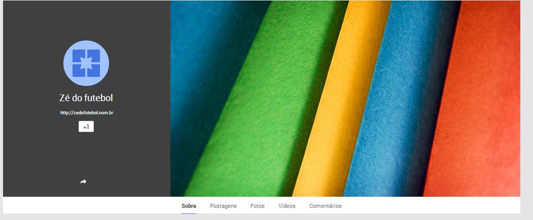 Como criar e vincular uma página no Google Mais