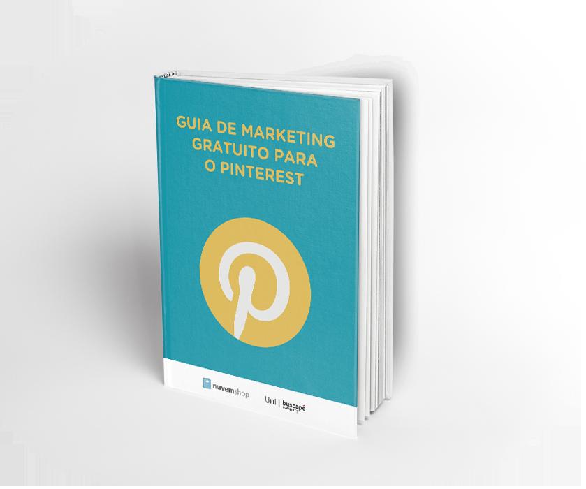 Guia de marketing gratuito para o Pinterest